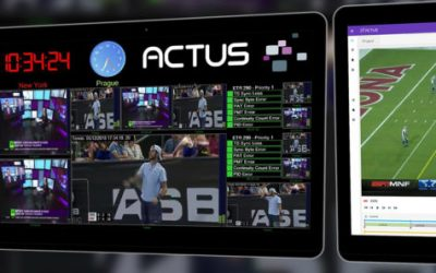 Actus Digital to Demonstrate All-in-One Media Platform at 2020 NAB Show