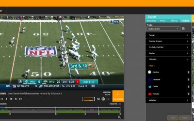 RTS chooses Actus Digital for broadcast live clipping